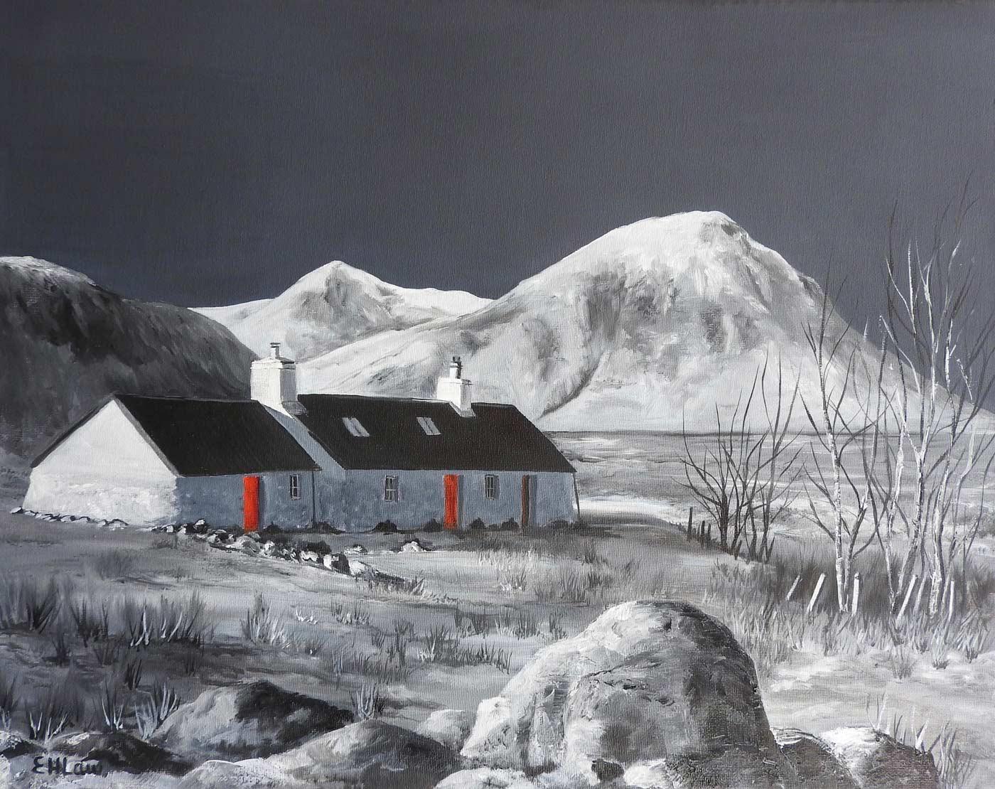 Hilary Law - Black rock cottage