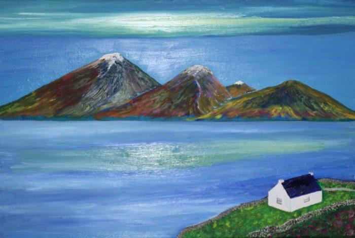 John Steele - Torridon peaks
