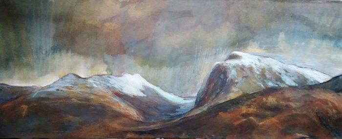Marianne Dey Struthers -Ben Nevis range