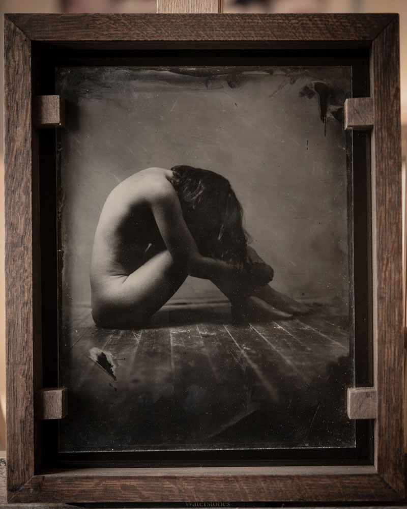 Dave Hunt - Untitled Nude