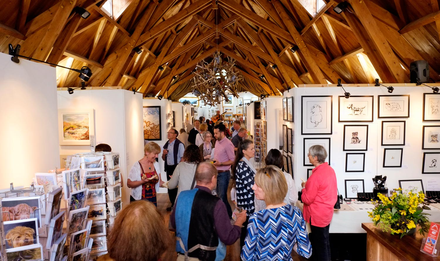 Fortingall Art Summer Exhibition