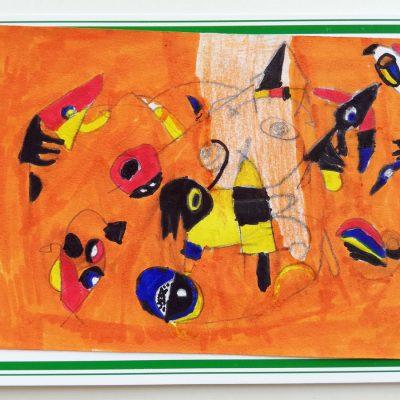 Primary 4-5-3rd - Maisie R, Breadalbane