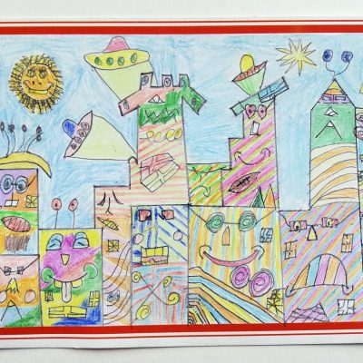 Primary 6-7-Highly commended - Max E, Kenmore