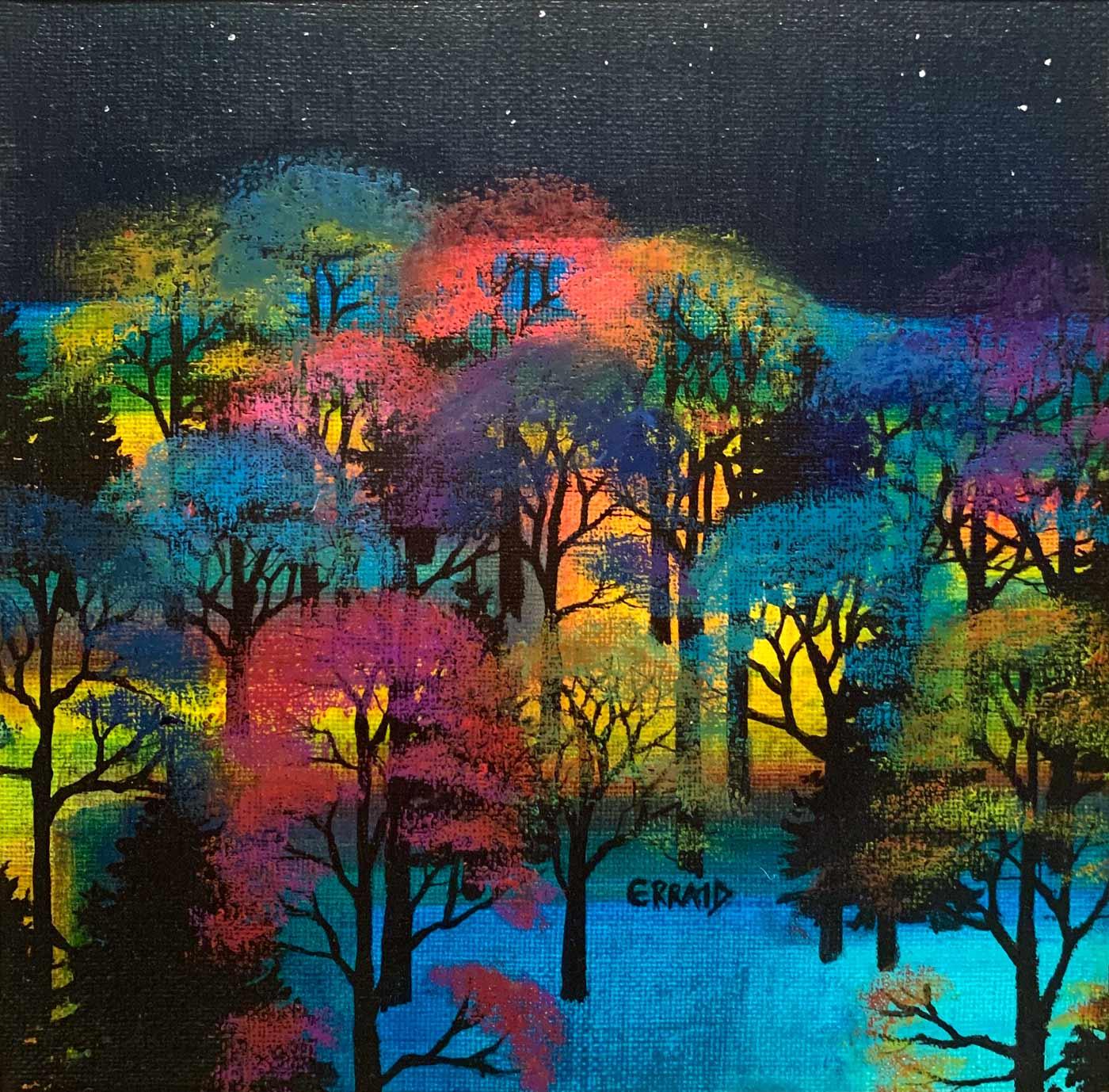 Erraid Gaskell - Joyfull Trees