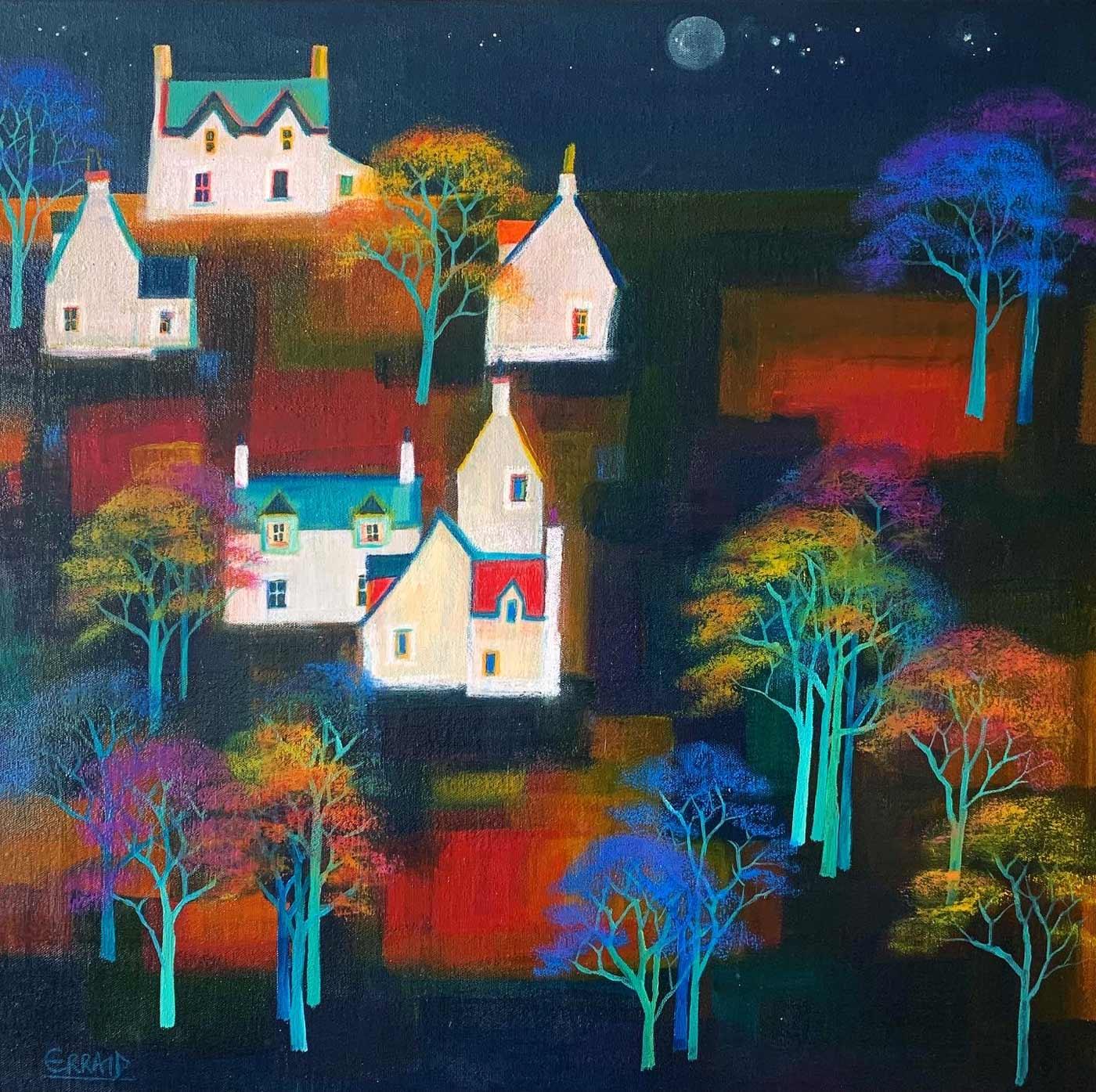 Erraid Gaskell - Twilight Trees